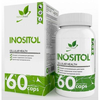 Инозитол NaturalSupp Inositol (60 капс)