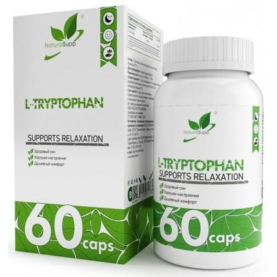 Триптофан NaturalSupp L-Tryptophan (60 капс)