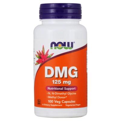 Антиоксиданты NOW DMG 125mg
