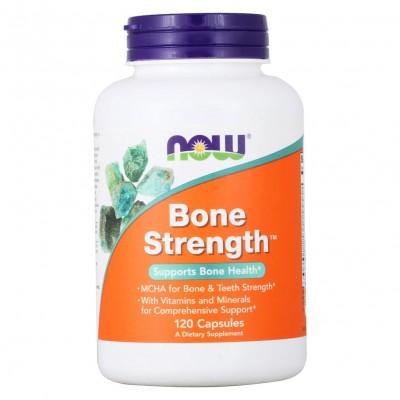 Для костей Now Foods Bone Strength (120 капс)