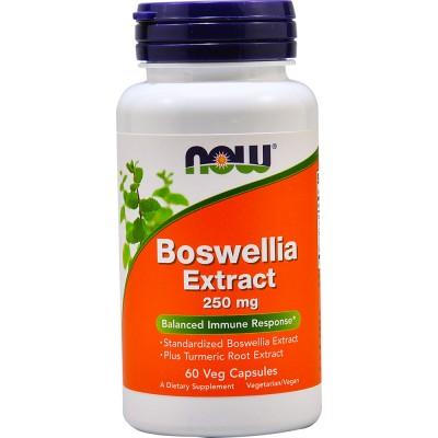 Босвелия Now Boswellia Extract (60 капс)