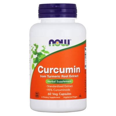 Куркумин Now Foods Curcumin (60 капс)