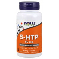 Now Foods 5-HTP 50mg (90 капс)