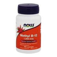 Now Foods B-12 Methyl (100 таб)