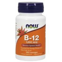 Now Foods Vitamin B-12 1000 mcg (100 таб)