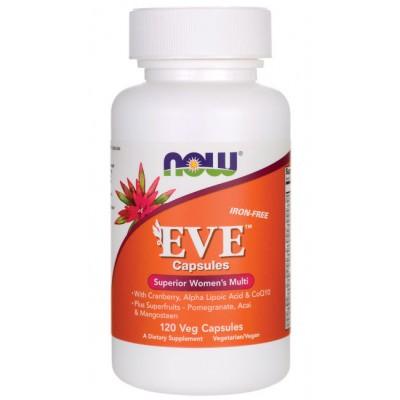 Витамины для женщин Now Foods EVE (120 капс)