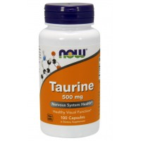 Now Foods L-Taurine (100 капс)