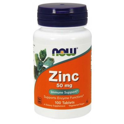 Цинк Now Foods Zinc (100 таб)