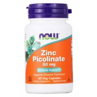 Now Foods Zinc Picolinate (60 капс)