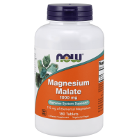Now Foods Magnesium Malate (180 таб)