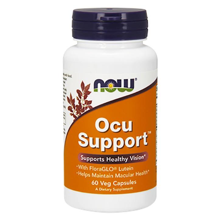 Комплекс для зрения Now Foods Ocu Support (60 капс)