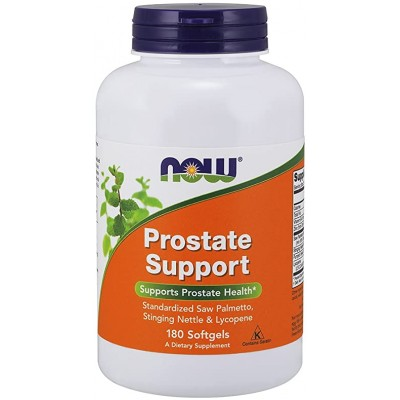 Для мужчин Now Foods Prostate Support (180 капс)