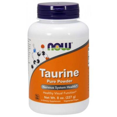 Таурин Now Foods Taurine Pure Powder (227 гр)