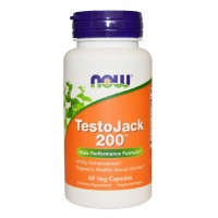 Now Foods TestoJack (60 капс)
