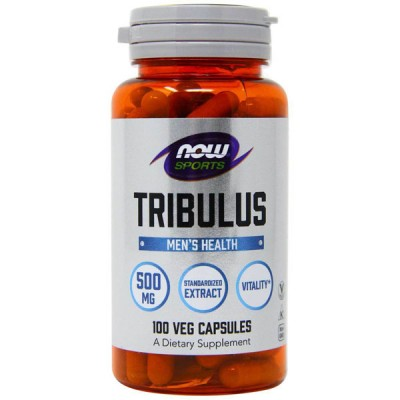 Трибулус Now Foods Tribulus 500 (100 капс)
