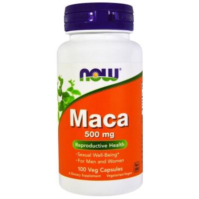 Мака перуанская Now Foods Maca (100 капс)