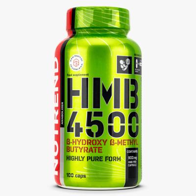 Гидроксиметилбутират Nutrend HMB 4500 (100 капс)
