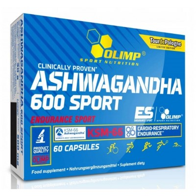 Ашваганда Olimp Ashwagandra 600 Sport