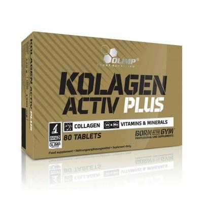 Коллаген Olimp Kolagen Activ Plus (80 таб)