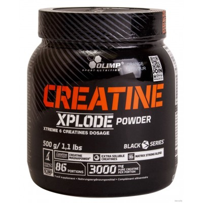 Креатин Olimp Creatine Xplode Powder (500 гр)