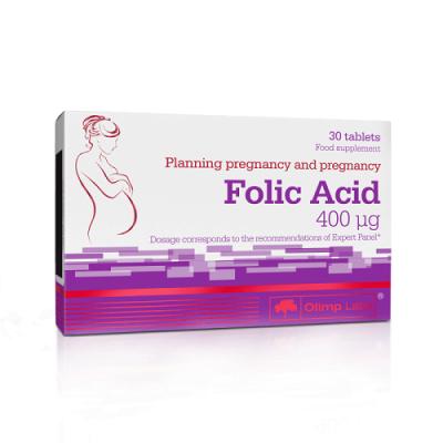 Фолиевая кислота Olimp Folic Acid