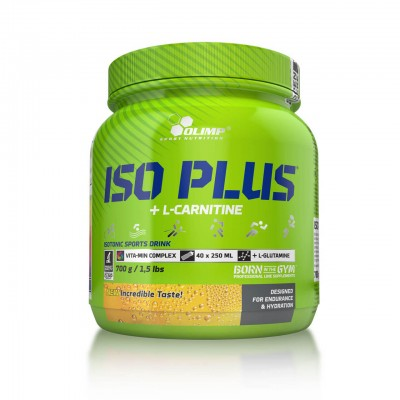 Изотоник Olimp Iso Plus Powder (700 гр)