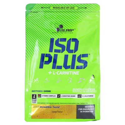 Изотоник Olimp Iso Plus Powder (1505 гр)