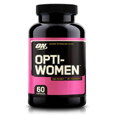 Витамины для женщин Optimum Nutrition Opti-Women