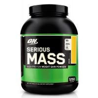 Optimum Nutrition Serious Mass (2700 гр)