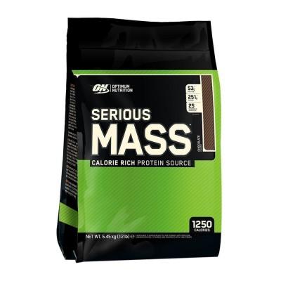 Гейнер Optimum Nutrition Serious Mass (5455 гр)