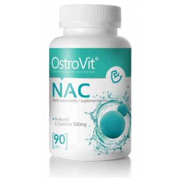 N-Ацетил-L-Цистеин Ostrovit NAC