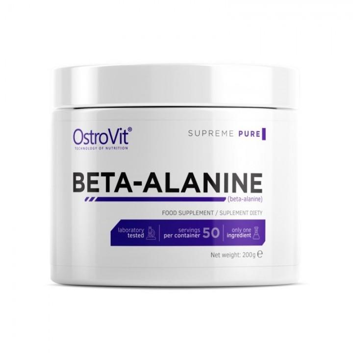 Бета-аланин Ostrovit Beta-alanine (200 гр)