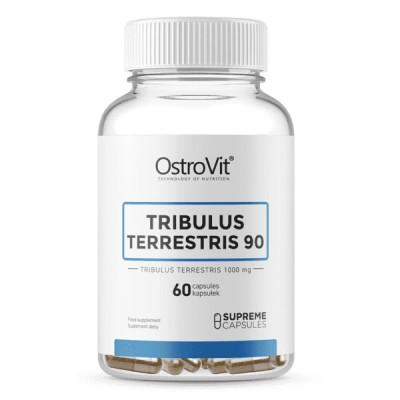 Трибулус OstroVit Tribulus Terrestris (60 капс)