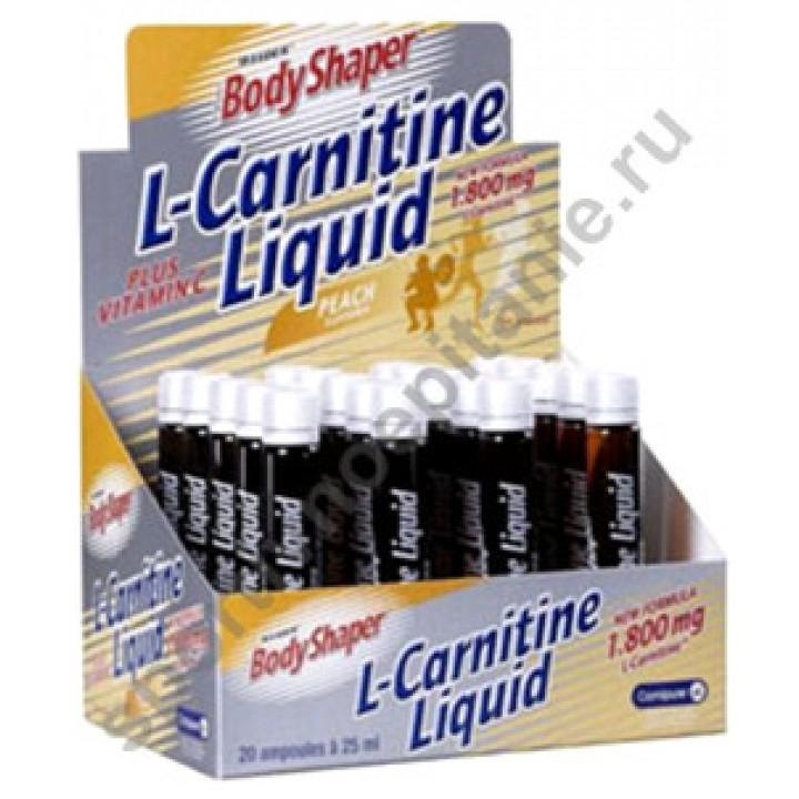 Карнитин Weider L-Carnitine Liquid 1800 mg