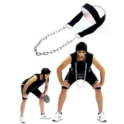 Упряжь для тренировки мышц шеи PM-001
