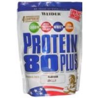 Протеин Weider Protein 80 Plus 500 г