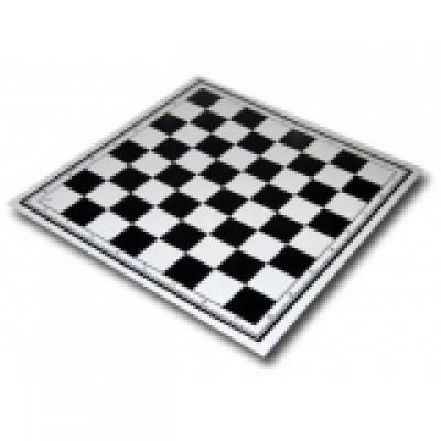 Шахматная доска картонная