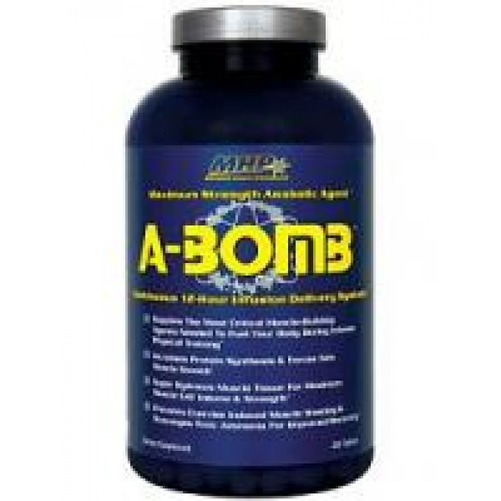 Блокираторы кортизола A-Bomb