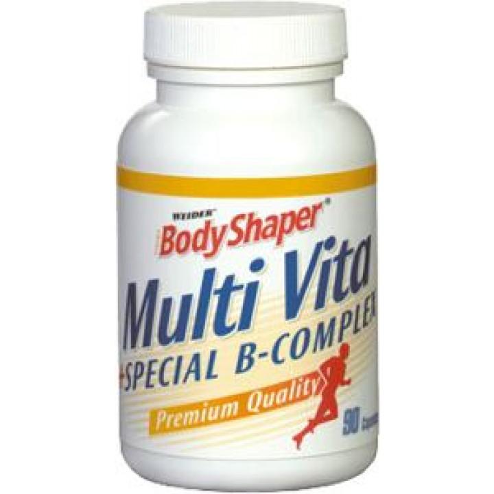 Витамины Weider Multi Vita Special B-Complex
