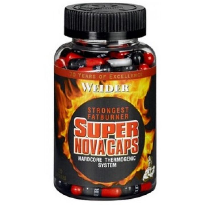 Жиросжигатель Weider Super Nova Caps