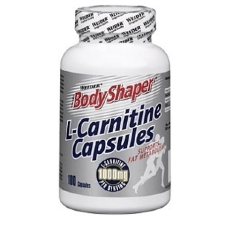 Карнитин Weider L-Carnitine Capsules