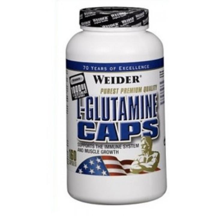 Глютамин Weider L-Glutamine Caps