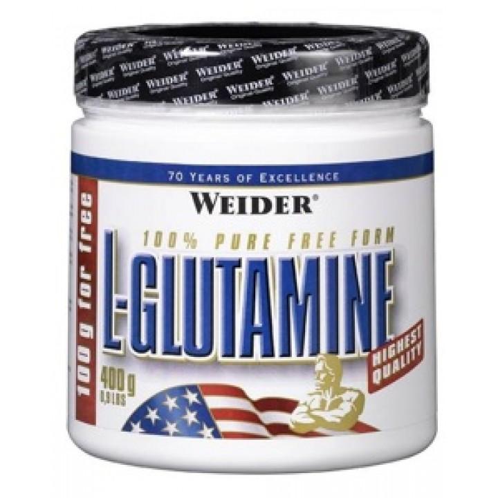 Глютамин Weider L-Glutamine 400 г
