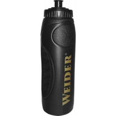 Спортивная бутылка Bottle Weider black 1L