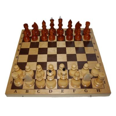 Шахматы деревянные гросмейстерские 400х200мм