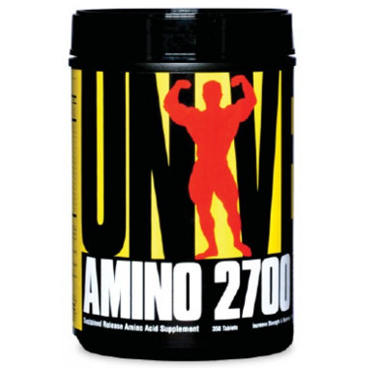 Аминокислоты Universal Amino 2700 (120 таб)