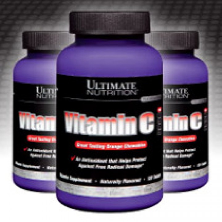 Витамин С Ultimate Nutrition Vitamin C