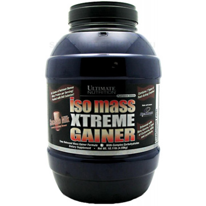 Гейнер Iso Mass Xtreme Gainer