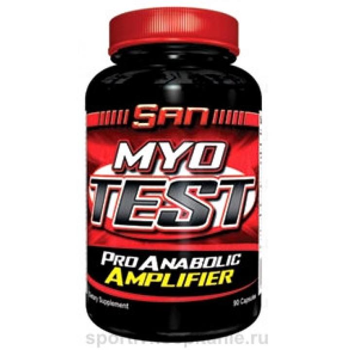 Повышение тестостерона MyoTEST