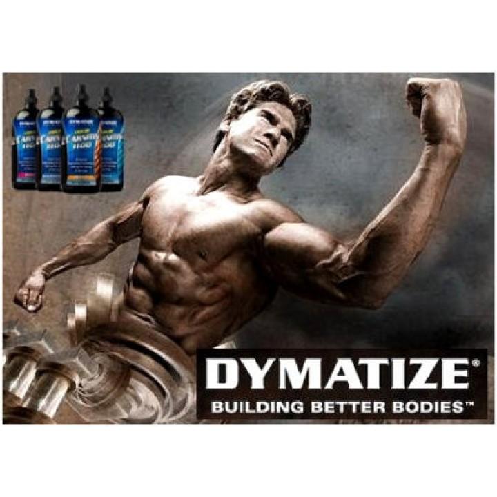 Карнитин Dymatize Liquid L-Carnitine 1100